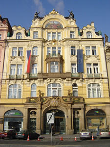 Hotel Evropa Wenceslas Square Prague