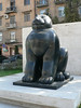 "Fernando Botero's ""Cat"""