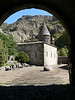Geghard monastery, built in the 13th century to house the spear said to have pierced Christ's side
