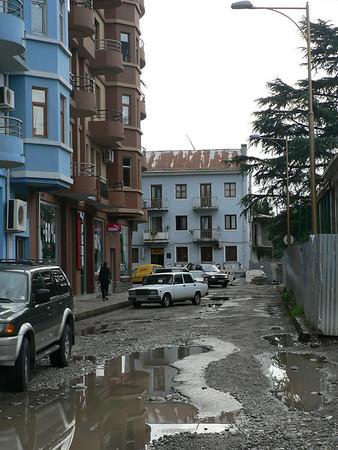 West Georgia: Kutaisi, Batumi, Vardzia
