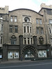 One of many interesting buildings on Rustaveli, the main drag