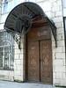 Doorway in Stepanakert