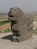 Lion at Ain Dara, a Hittite temple to Ishtar