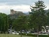 View of Bebris Tsikhe, Mtskheta's castle