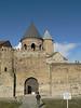 The forbidding entrance to Alaverdi Cathedral complex