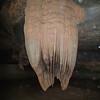 Large stalactite.