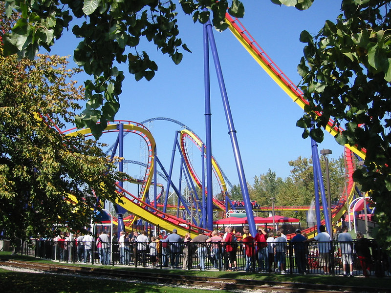 LOVE Cedar Point.