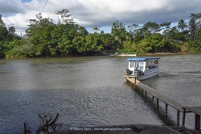 Rio San Carlos near Maquenque Ecolodge