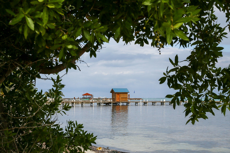 San Pedro in Ambergris Caye, Belize