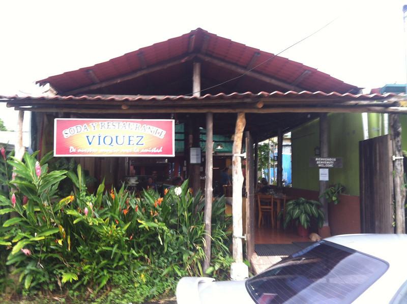 Soda Viquez, La Fortuna, Costa Rica