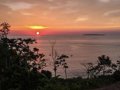 Corcovado Sunset © David Larson