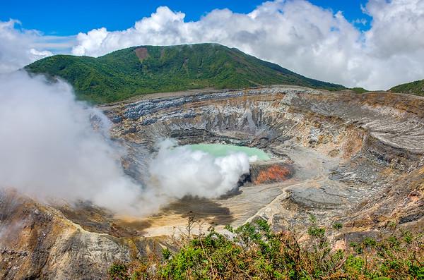 Paos Volcano National Park, Costa Rica (2013)