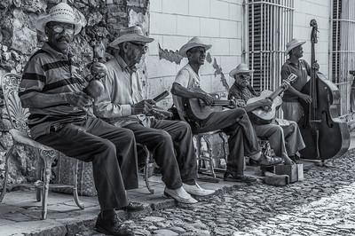 Musicians ... Trinidad ... Cuba