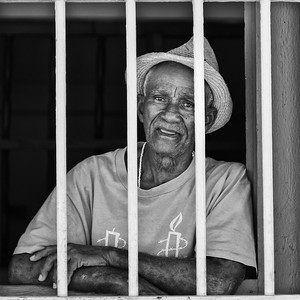 Locked in Trinidad, Cuba.