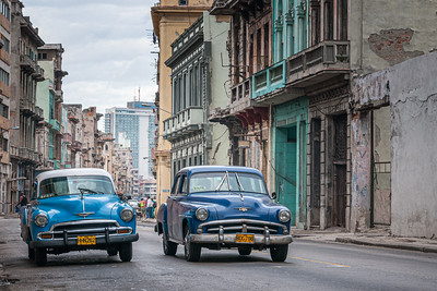 Classic cars ... Havana
