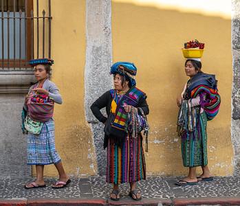 Antigua, Guatemala, 2020
