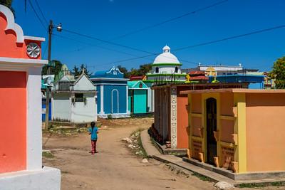 Chichicastenango, Guatemala, 2020