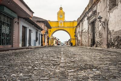 Antigua ... Guatemala
