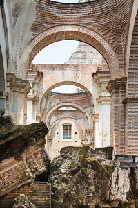 Church Ruins, Antigua, Guatemala