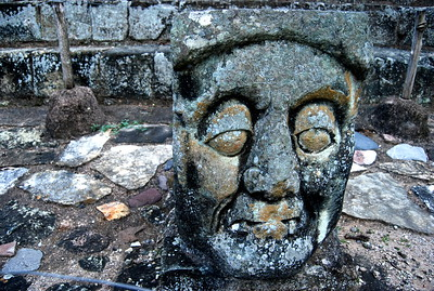Mayan Ruins, Honduras 2008