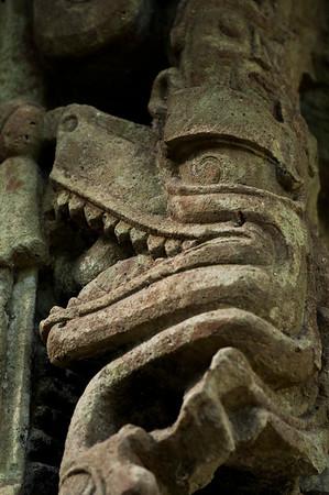 Details of Copan Ruins