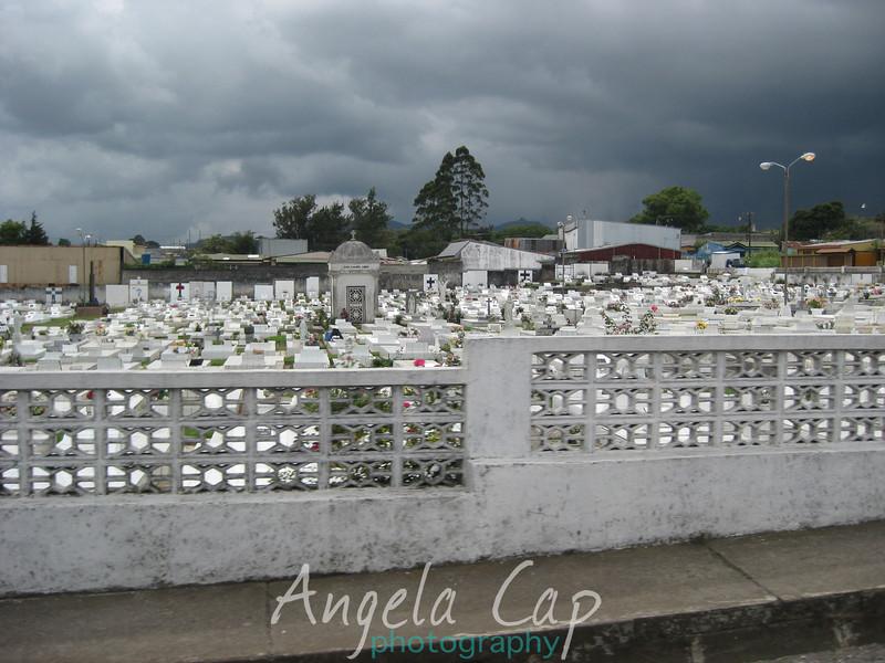 cemetary in Cartago