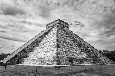 El Castillo ... Chichen Itzá
