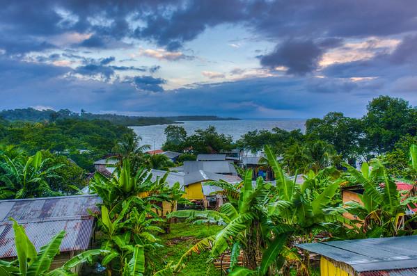 Isla San Cristobal, Panama (2013)
