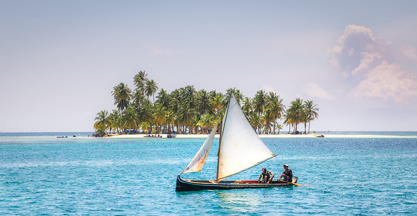 The Fishermen ... San Blas Islands