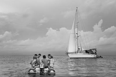 Sailing ... Panama