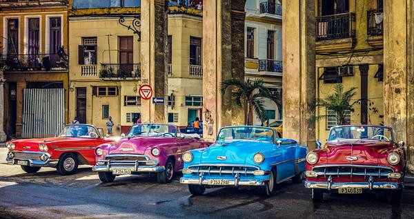 Cuba en Color