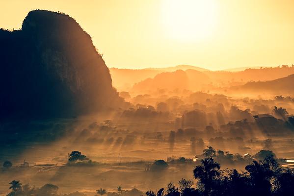 Viñales Valley Sunrise