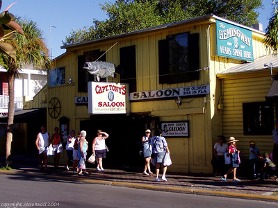 Capt. Tony's Saloon - Key West