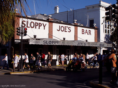 Sloppy Joe's Bar - Key West
