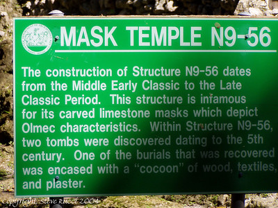 Mask Temple description.