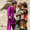 As we walked along the one main road that traces the east side of Badakhshan, local reactions varied from town to town. Here, these kids would glance at us and whisper to each other, repeating the process several times.