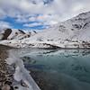 Kol-Tor Lake as winter arrives.
