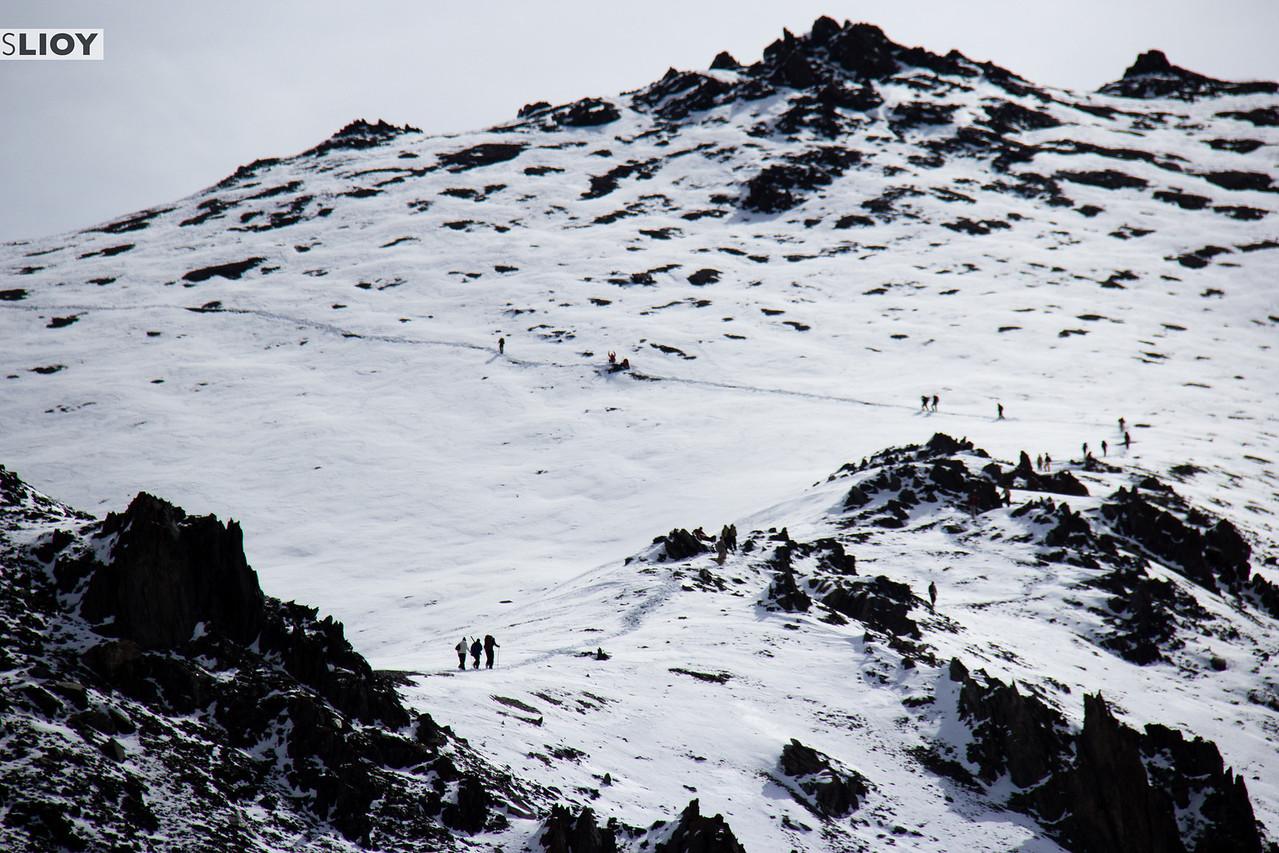 Ala-Archa during the Alpinada climbing festival.