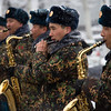 The Kyrgyzstan Military Band.