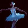 Dancer at the Bishkek Ballet Theater.