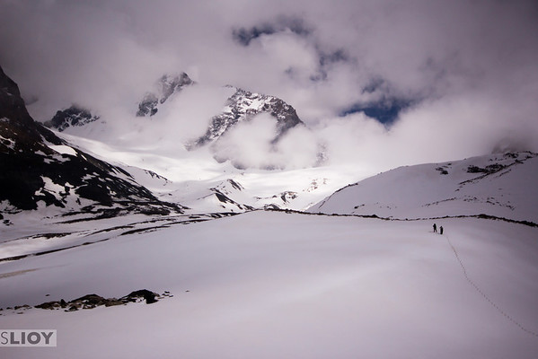 Ala-Archa Mountain Snowsape