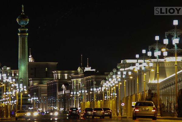 Ashgabat Turkmenistan.