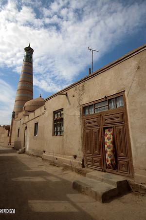 Backstreets of Bukhara