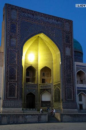 Mir I Arab Medrassah in Bukhara