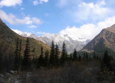 outside Bishkek, Kyrgyzstan