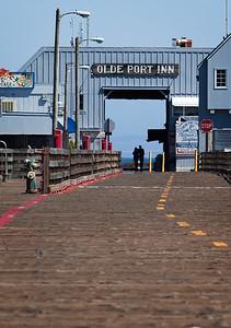 Olde Port Inn, Port San Luis CA