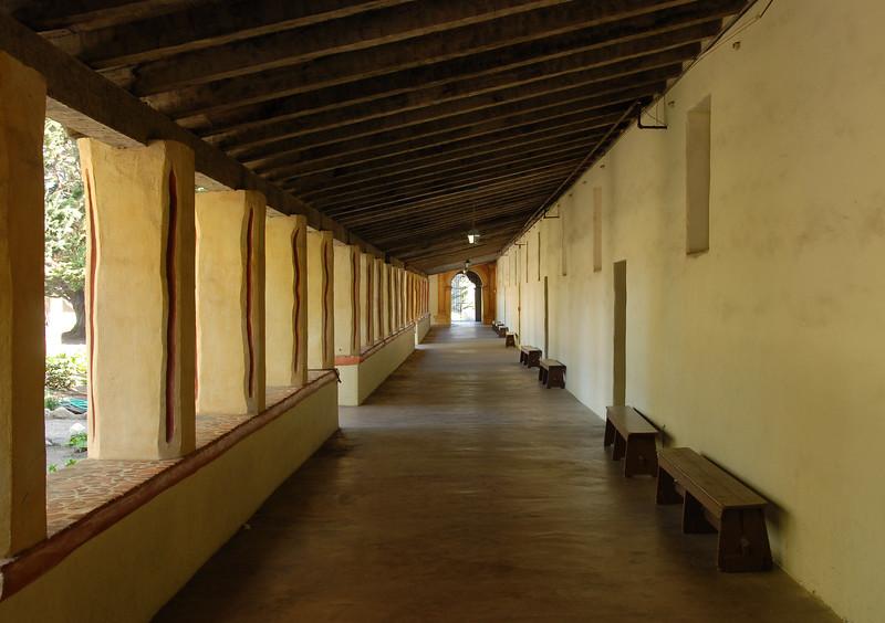 Exterior Corridor