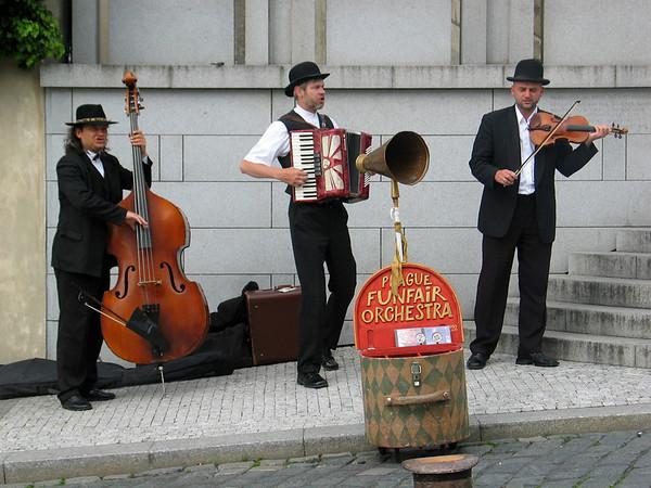 Czeck Republic - Prague - Rothenburg