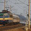 A CD Class 362 at Pardubice-Opočínek.