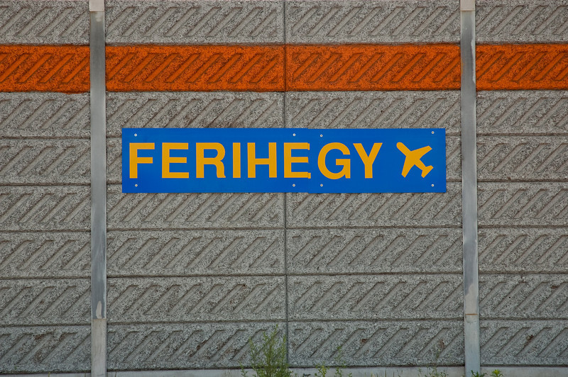Ferihegy 1 to be specific.
